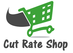 CUT RATE SHOP